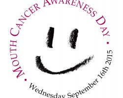 Mouth Cancer Awareness Day 2019